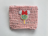Lollipop Bowtiful Mouse Coffee Cozy