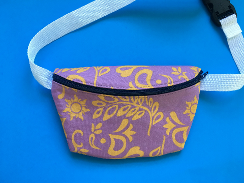 Lost Princess Golden Sun Fanny Pack