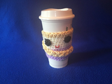 Lost Princess Coffee Cozy