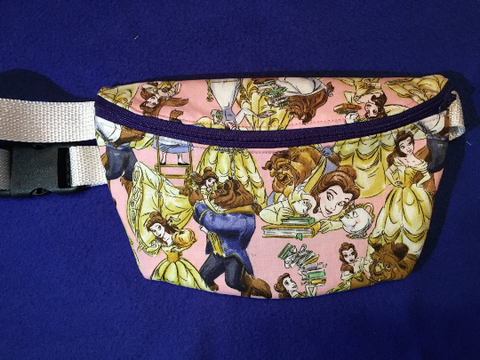 Tale As Old As Time Fanny Pack