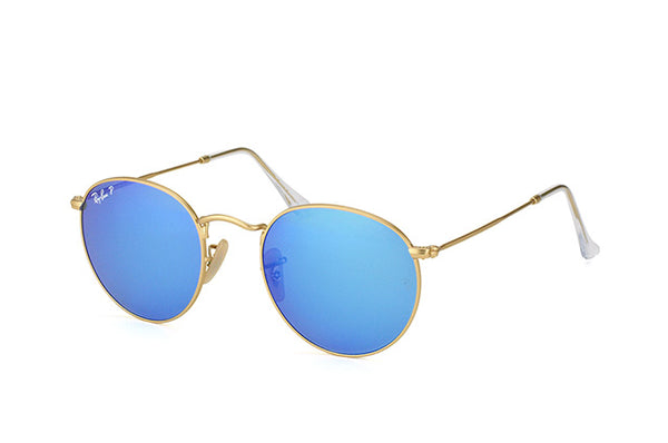 Ray-Ban RB3447L ROUND METAL- 112/4L