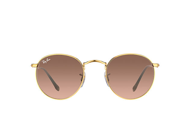 Ray-Ban 0RB3447L ROUND METAL- 9001A5