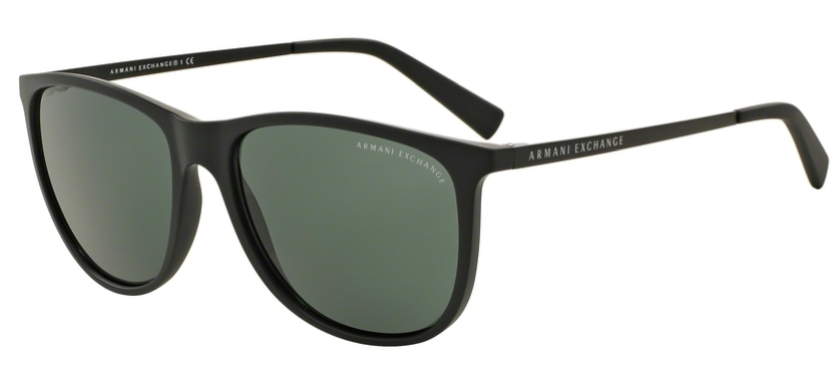 Armani Exchange Matte Black - 807871 / 4047SL