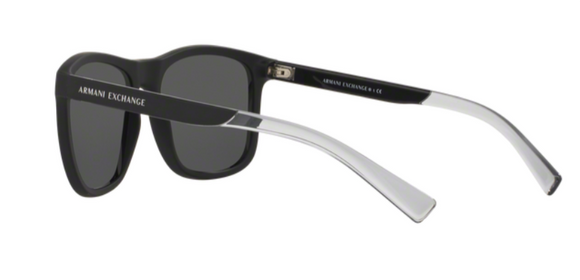 Armani Exchange Matte Black - 4049SL/818287