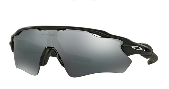 Oakley Radar EV PATH Matte Black lentes black iridium  - 920801