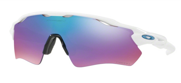 ... Oakley Radar EV PATH Polished white lentes prizm sapphire snow - 920847 68023b136b