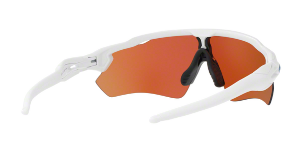 Oakley Radar EV PATH Polished white lentes prizm sapphire snow - 920847 a51f8f119c