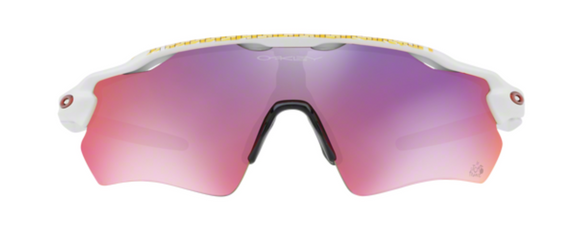 Oakley Radar EV PATH Matte White lentes prizm road  - 920850