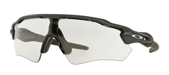 Oakley Radar EV PATH Steel lentes clear to black photochromic  - 920813