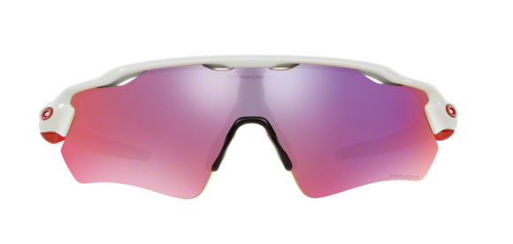 Oakley Radar EV PATH Polished White lentes prizm road  - 920805