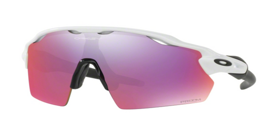 Oakley Radar EV Pitch Polished White Polarizado Prizm  - 921112