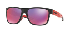 Oakley CrossRange Black Ink - Haste vermelha 936105 - T/57
