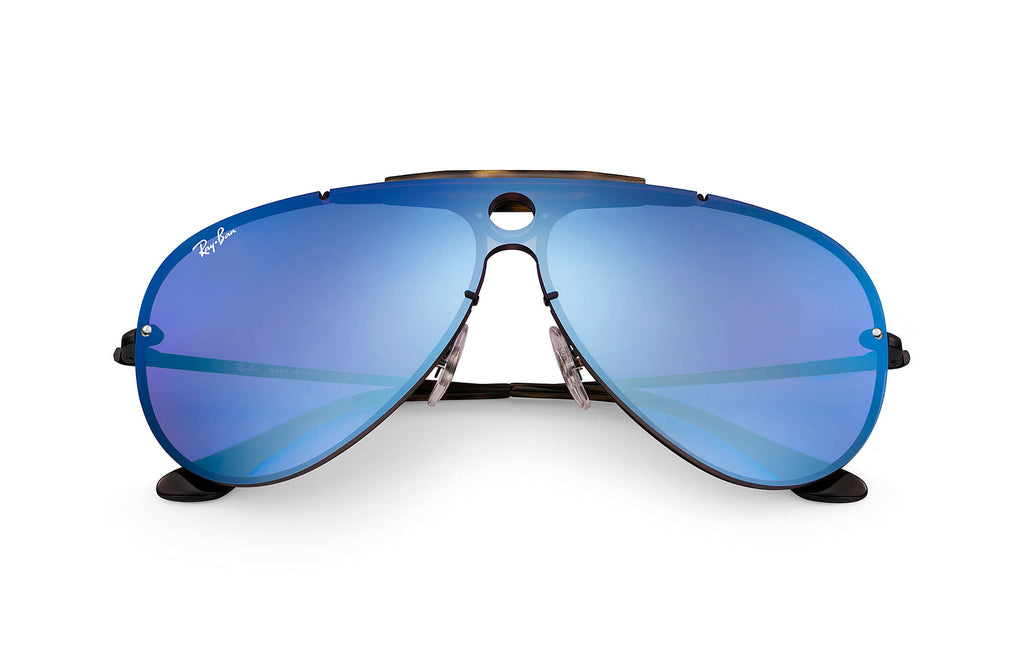 Ray-Ban RB3581N - 153/7V- BLAZE SHOOTER - DEMIGLOS BLACK