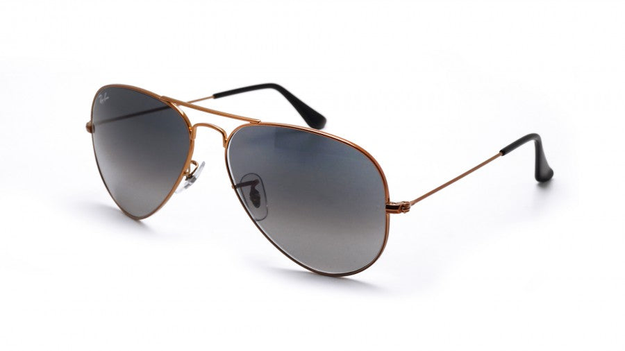 Ray-Ban RB3025L AVIATOR LARGE METAL (L)- 197/71