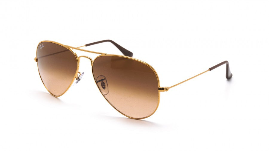 Ray-Ban 0RB3025L AVIATOR LARGE METAL (L)- 9001A5