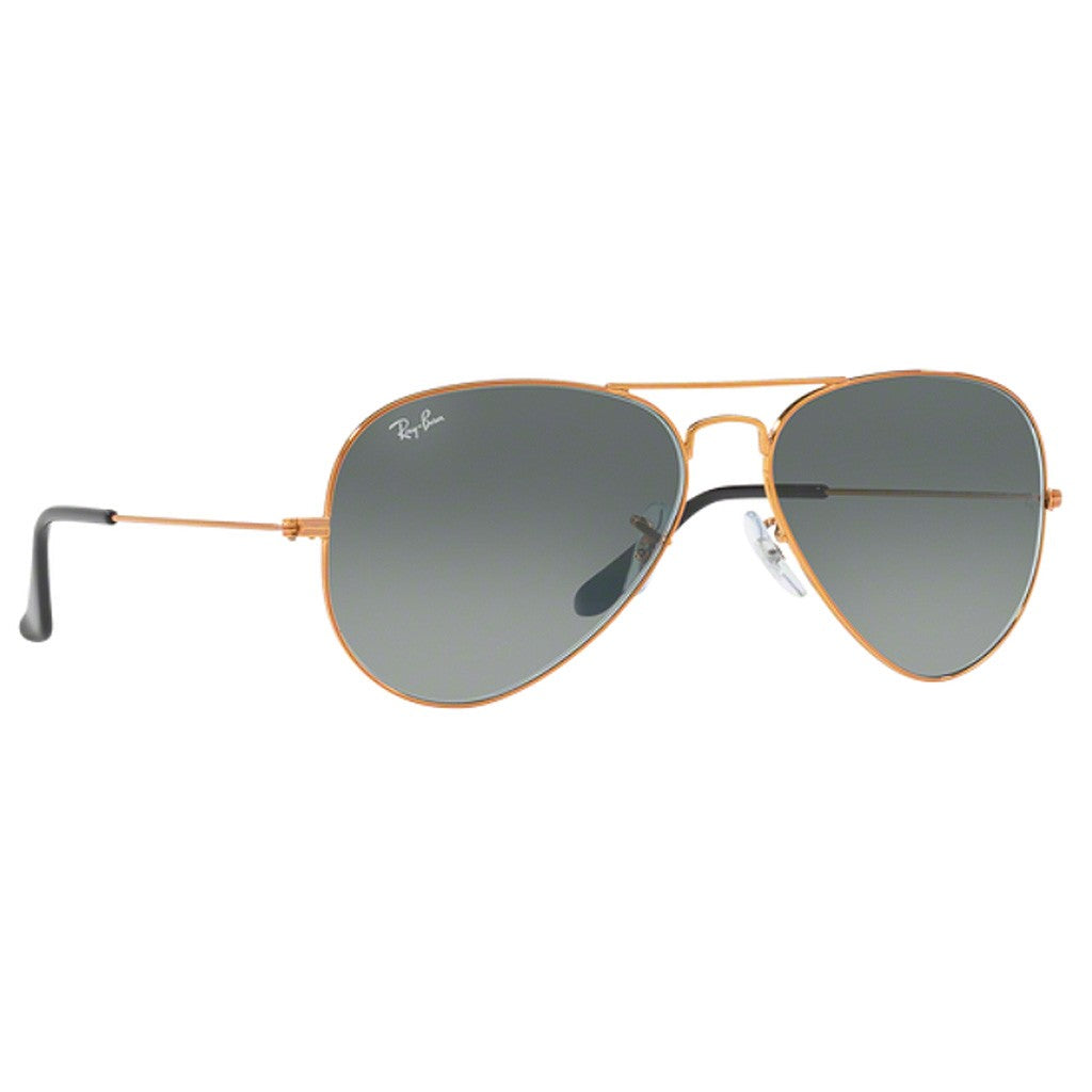Ray-Ban 0RB3026L AVIATOR LARGE METAL II - 197/71