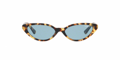 Vogue VO5237s - 2605/80 Havana/blue by Gigi Hadid