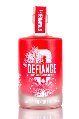 Defiance British Strawberry Gin