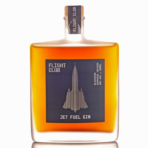 JET FUELED GIN (Espresso Infused)
