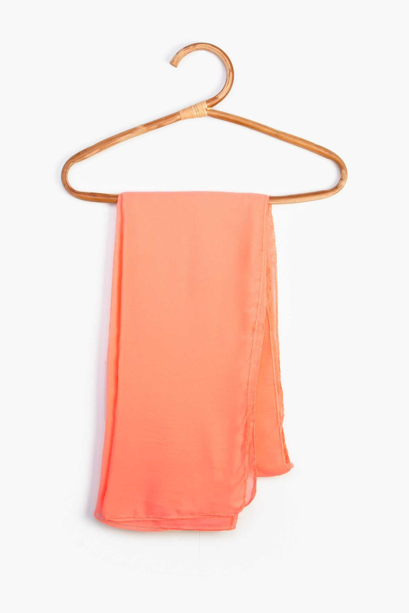 Scarf - Peach | Raw Orange