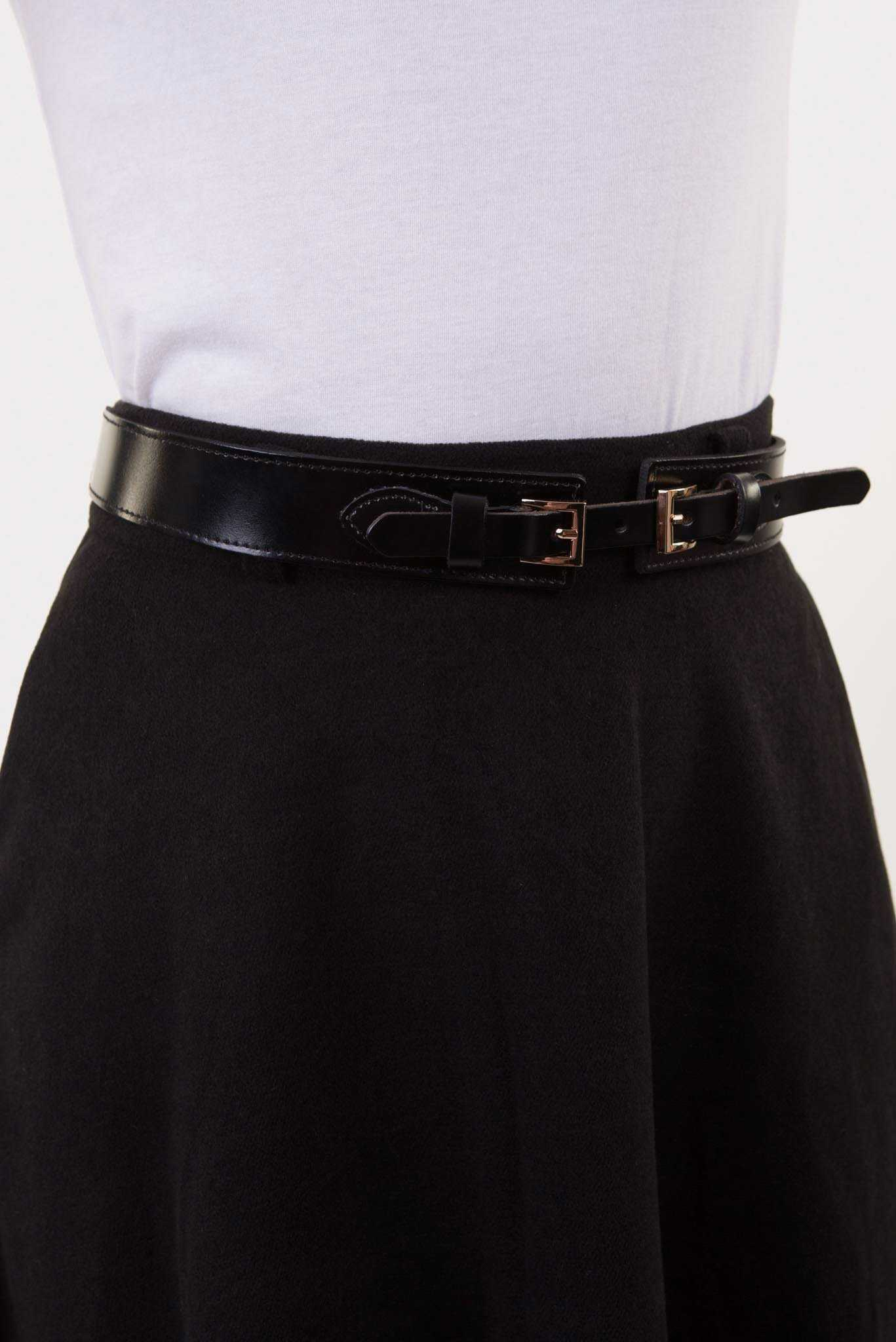 Vintage Vibe Belt | Raw Orange