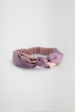 Hairband - Pink | Raw Orange