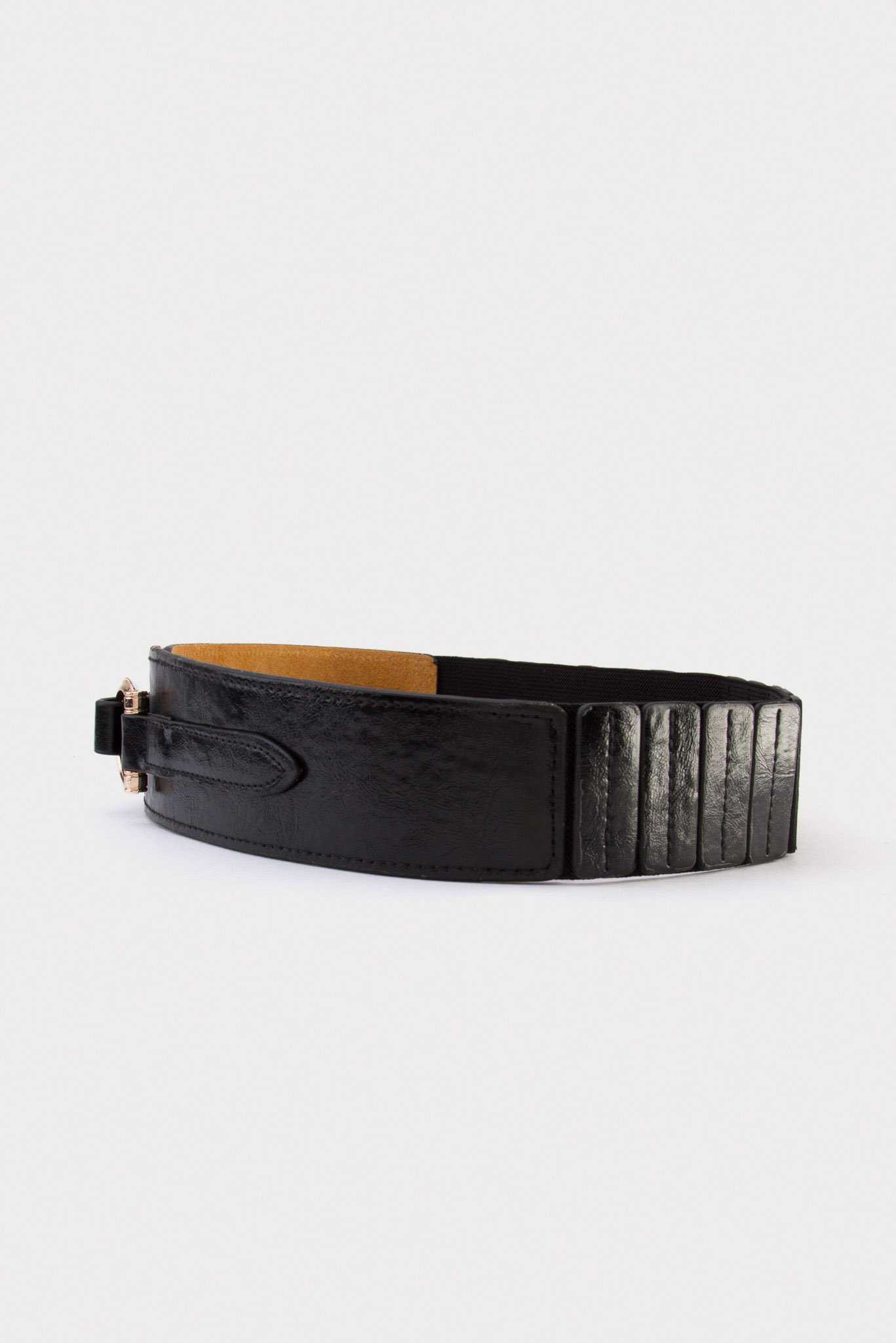 Hook Belt | Raw Orange