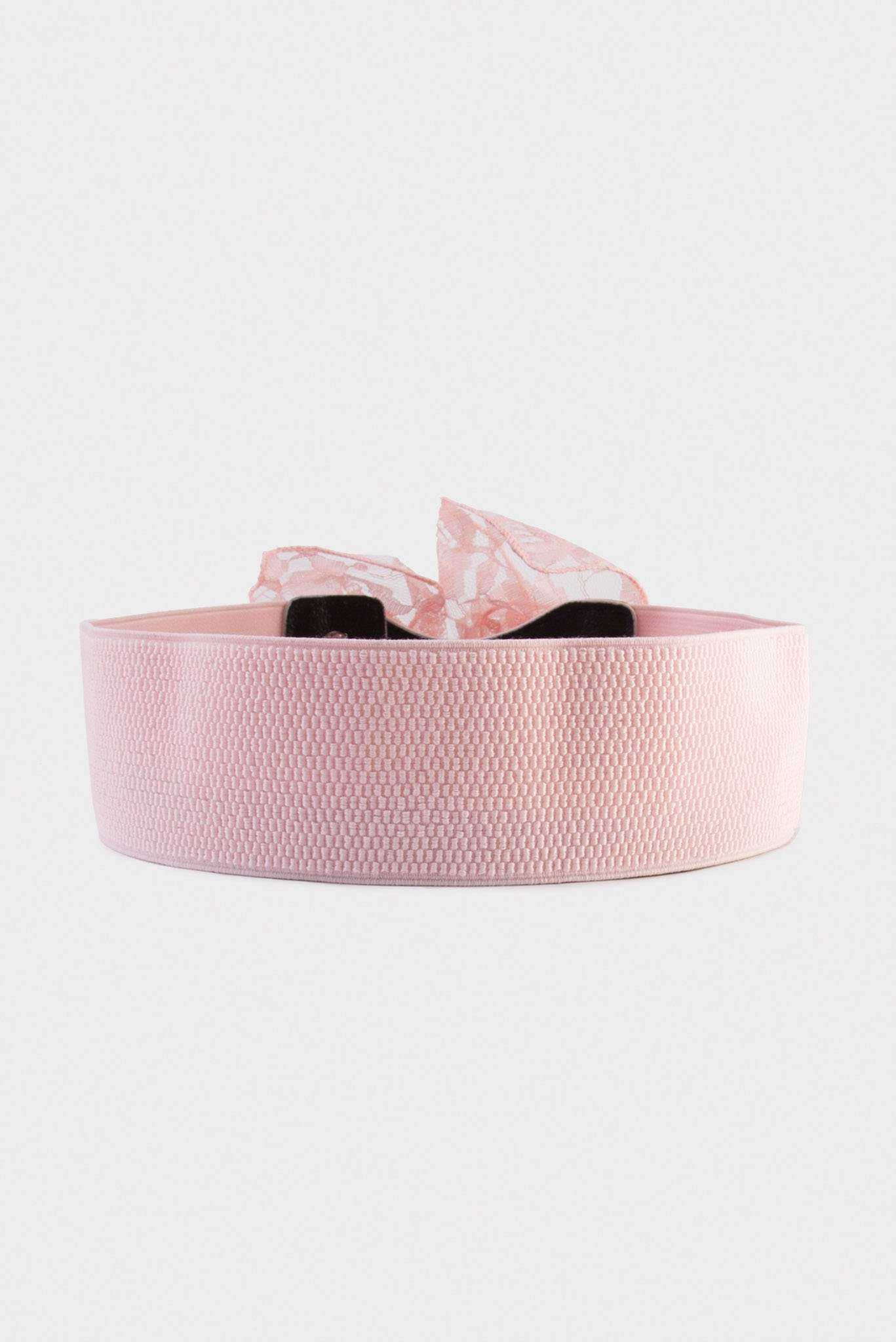 Bow Belt - Pink | Raw Orange