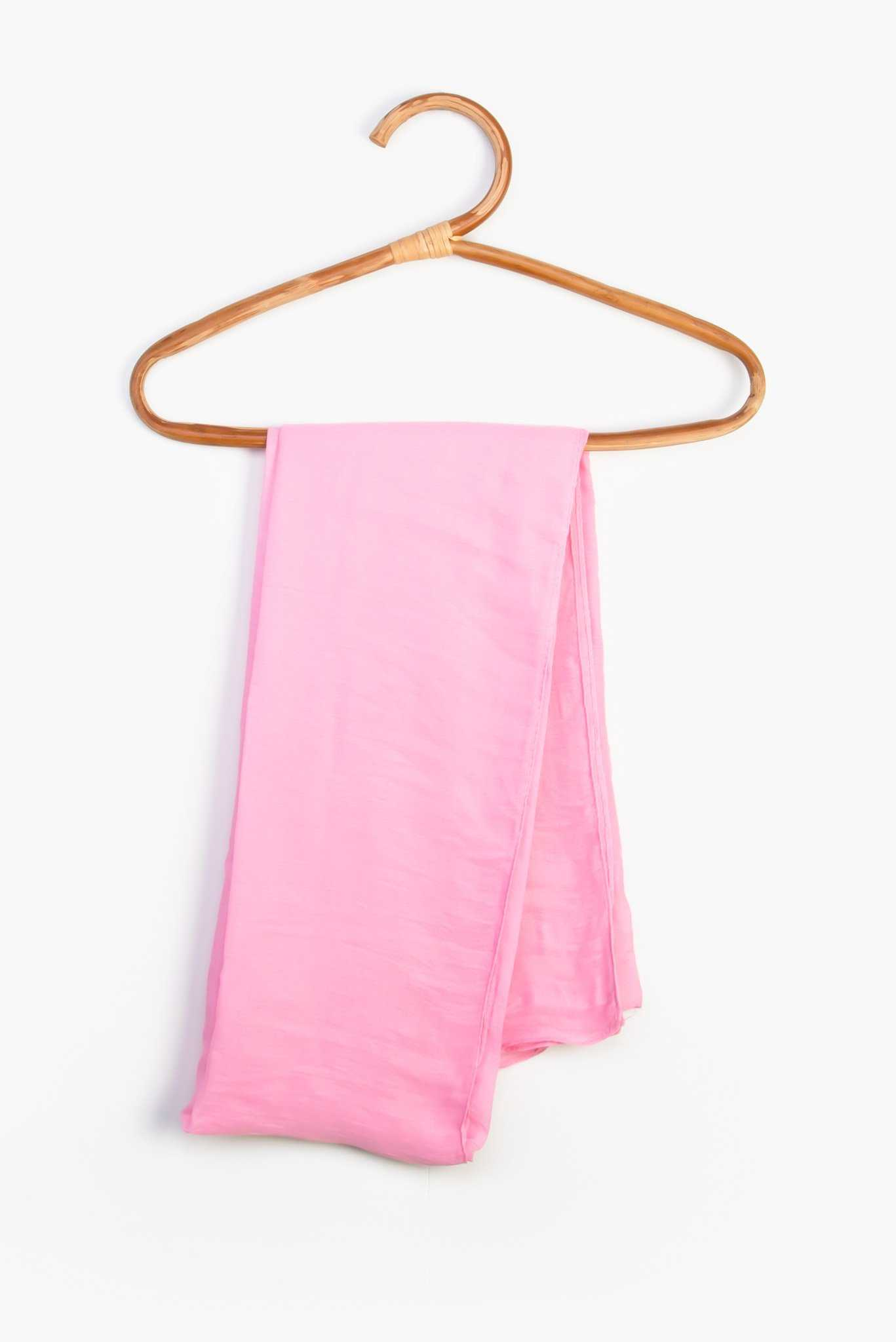 Scarf - Light Pink | Raw Orange