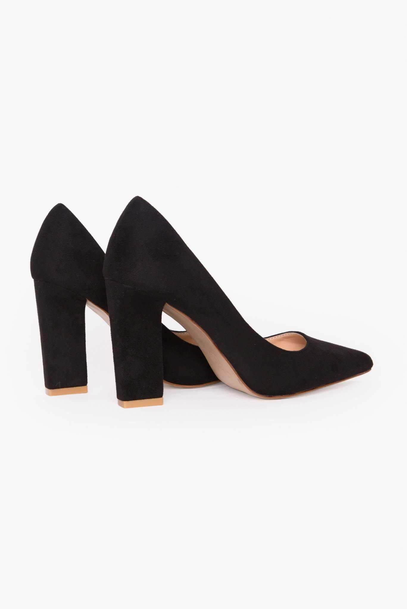 Basic Pumps - Black