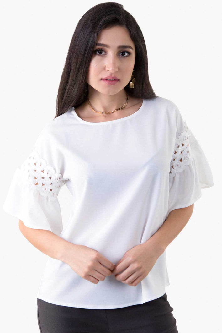 Marissa Top - White