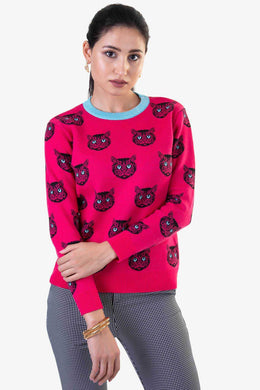 Cat Love Sweater