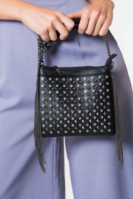 Fringes Purse