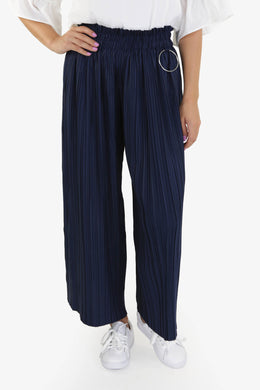 Swing Pants - Blue | Raw Orange
