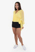 Summer Top - Yellow