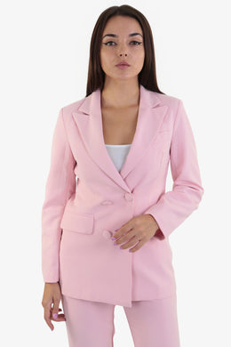 blazer pink | Raw Orange