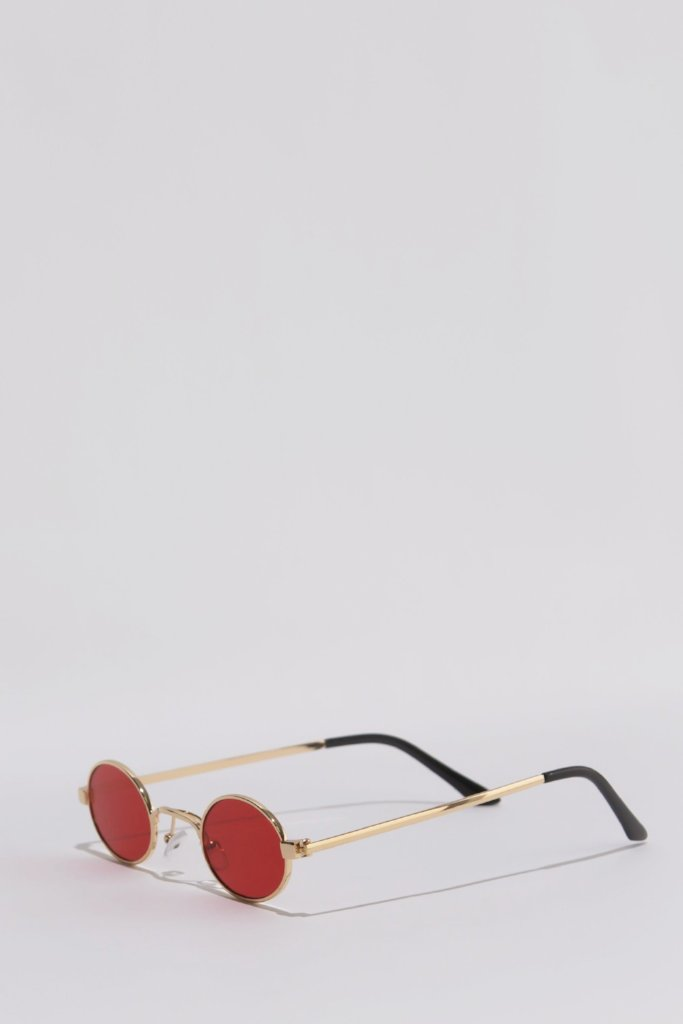 Kendall Sunnies | Raw Orange