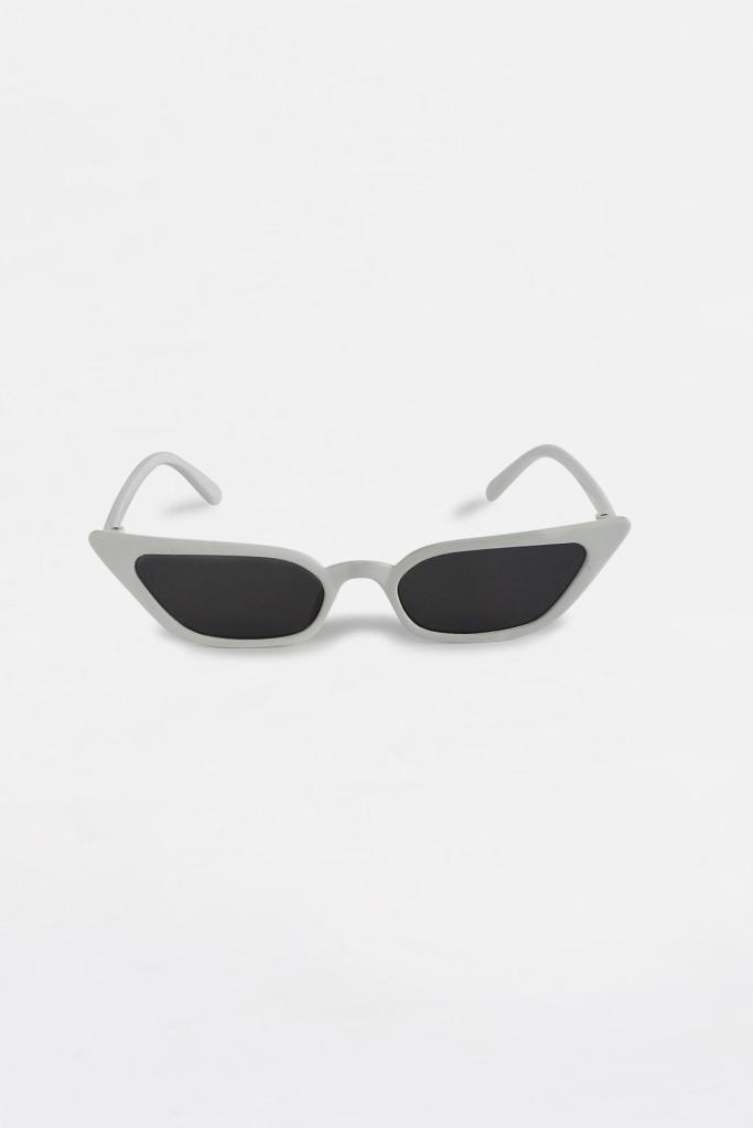 Virginia Slim Cat-Eye Sunglasses