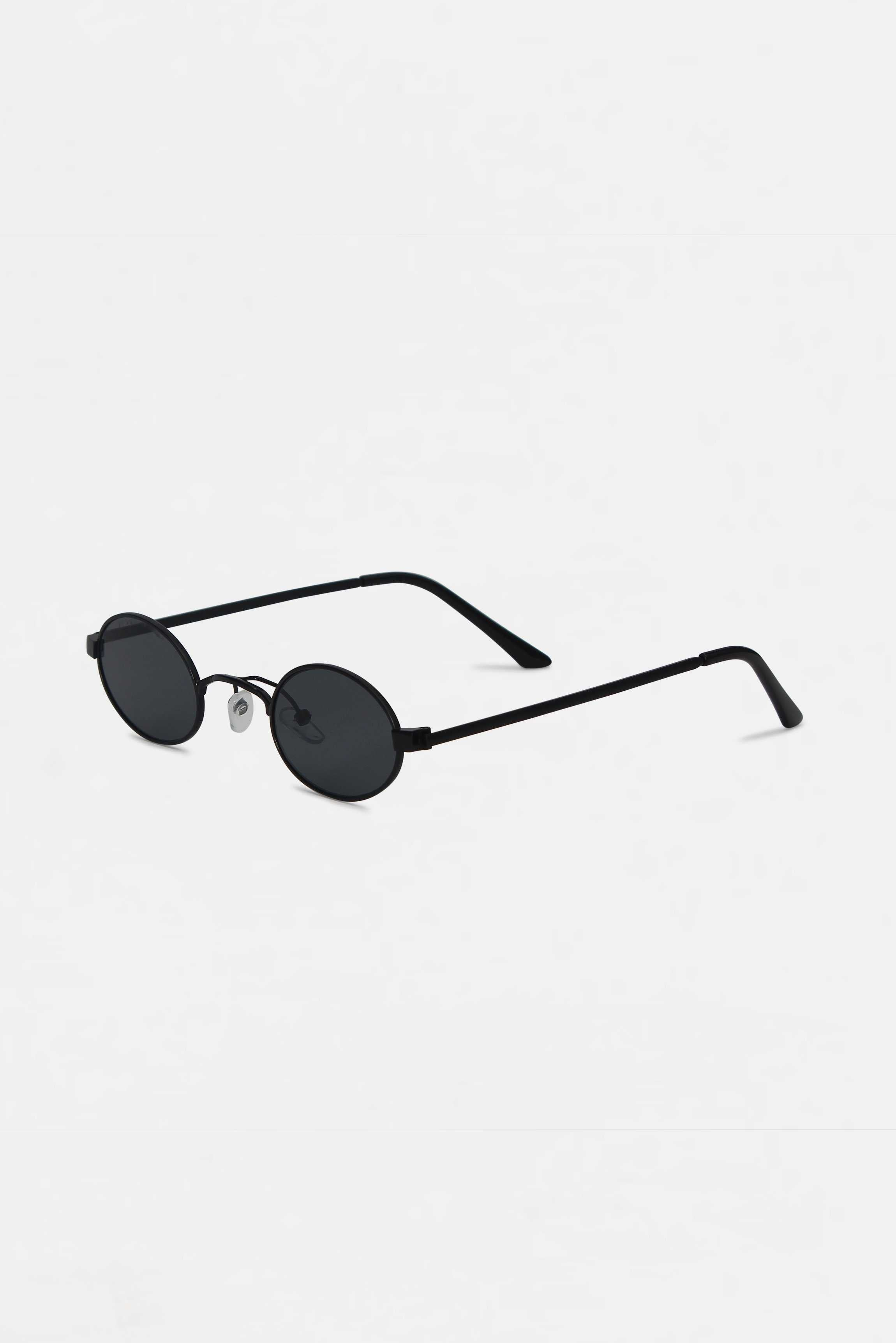 Nineties Oval Frame Sunglasses