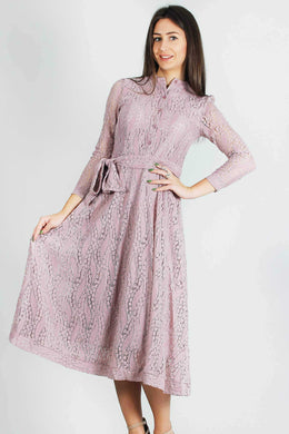 Alya Lace Dress
