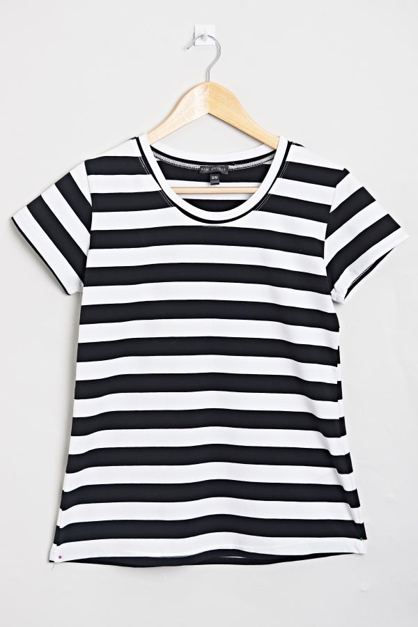 Basic Tee Stripes