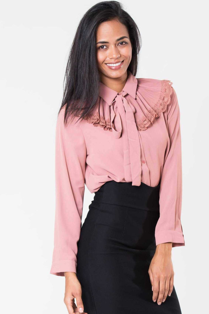 I Love Ruffles Blouse