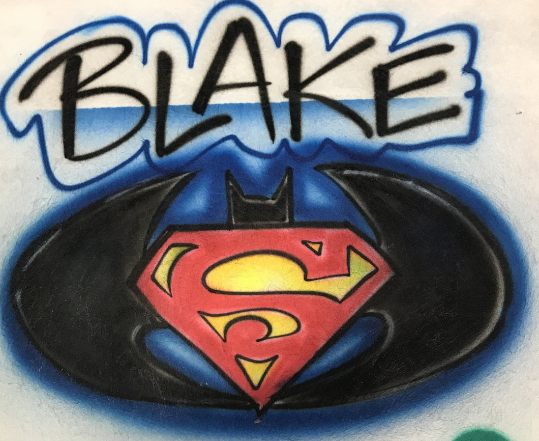 Airbrushed T-Shirt Design #117