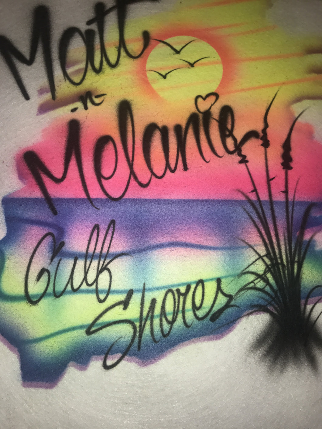 Airbrushed T-Shirt Design #073