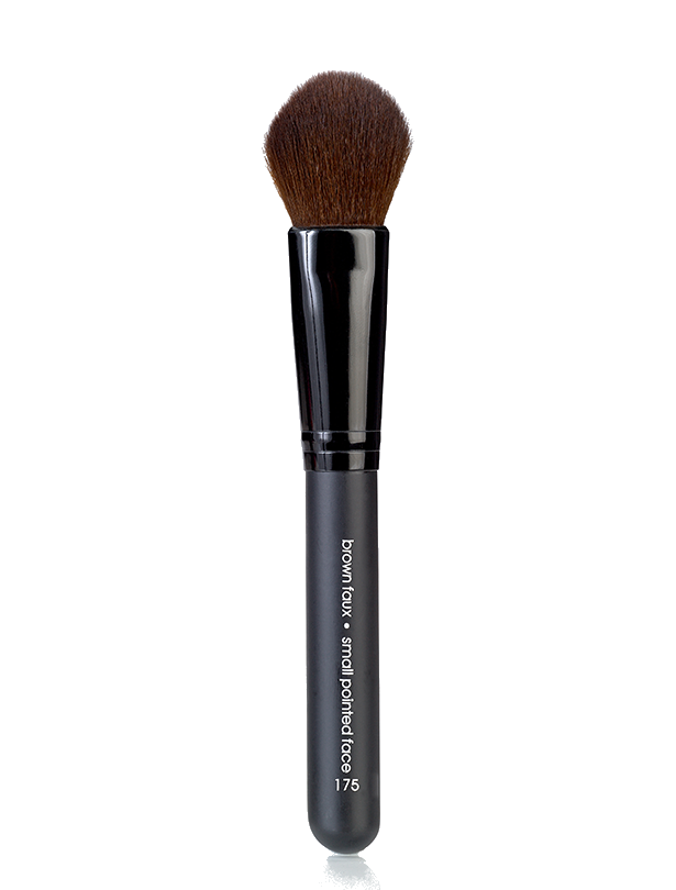 Small Pointed Face Brush