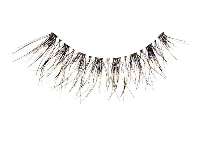 Black Wispie Lashes - 5 Pair
