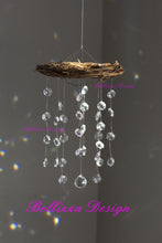 Feng Shui Crystal Mobile Sun Catcher