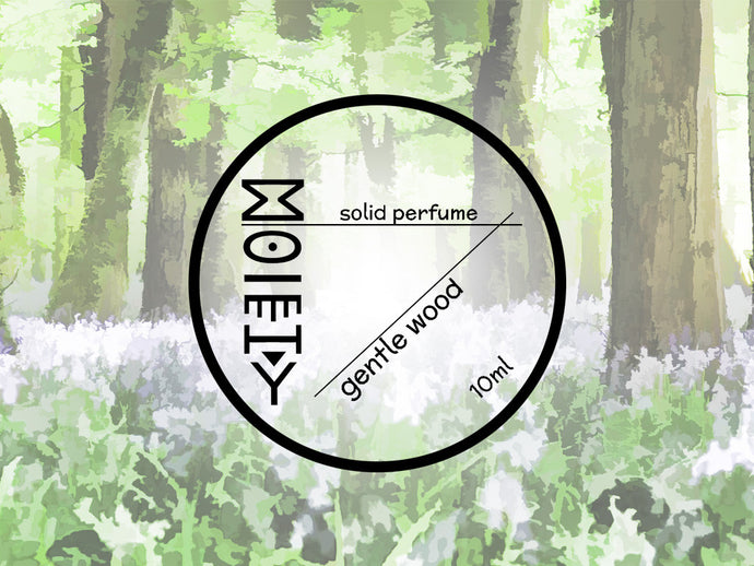 Gentle Wood - Solid Perfume