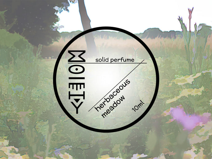 Herbaceous Meadow - Solid Perfume