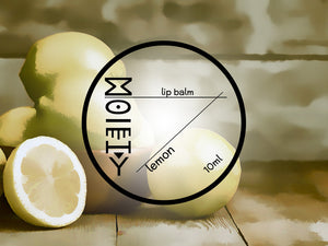 Lemon - Lip Balm